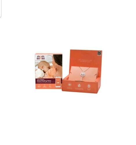 Still Sealed* Mom Sense Baby Breastfeeding Monitor *New
