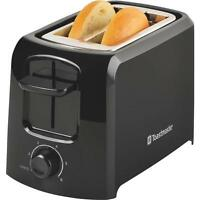 Toastmaster 2-slice Cool Touch Black Toaster (pack Of 4)