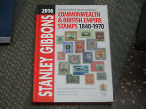 2016-Stanley-Gibbons-Stamp-Catalogue-Commonwealth-amp-British-Empire-1840-1970
