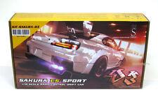 3RACING 1/10 SAKURA CS Sport Electric RC Kit Drift D3