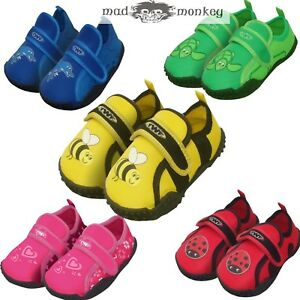 5ea96fac00e6ef TWF BABY WETSHOES - toddler junior girls boys aqua shoes beach ...