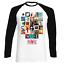 David-Bowie-Album-Art-Long-Shirt-Gift-Music-Lover-Clothing-Stardust-Album thumbnail 1