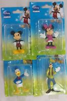 Disney Mickey Mouse Minnie Donald Duck Goofy Club Friends Figures Cake Toppers