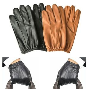 Mens-police-tactical-slim-fit-dress-chauffer-clasic-driving-gloves-cow-nappa-083