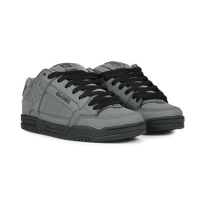Globe Tilt Skate Shoes Antracite/Nero-skateboard, BMX, Casual Misura