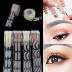 300 Pairs Lace Eye Lift Strips Double Eyelid Tape Adhesive