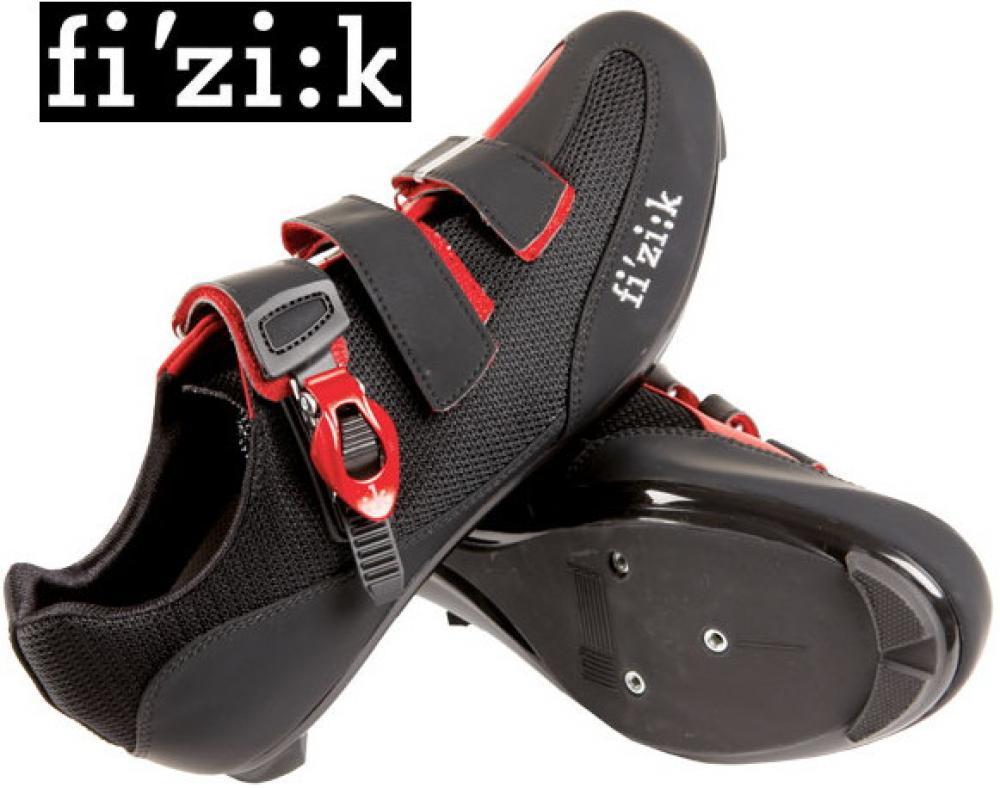 Chaussure FIZIK R5 herren schwarz   rot - 46