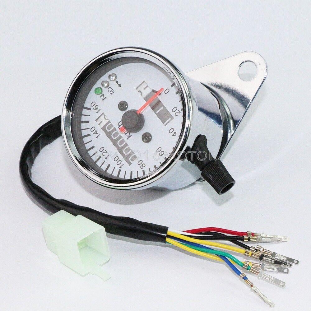 LED speedometer Fit for Suzuki Boulevard C50 M50 C90 M90 S40 S50 Intruder VL800