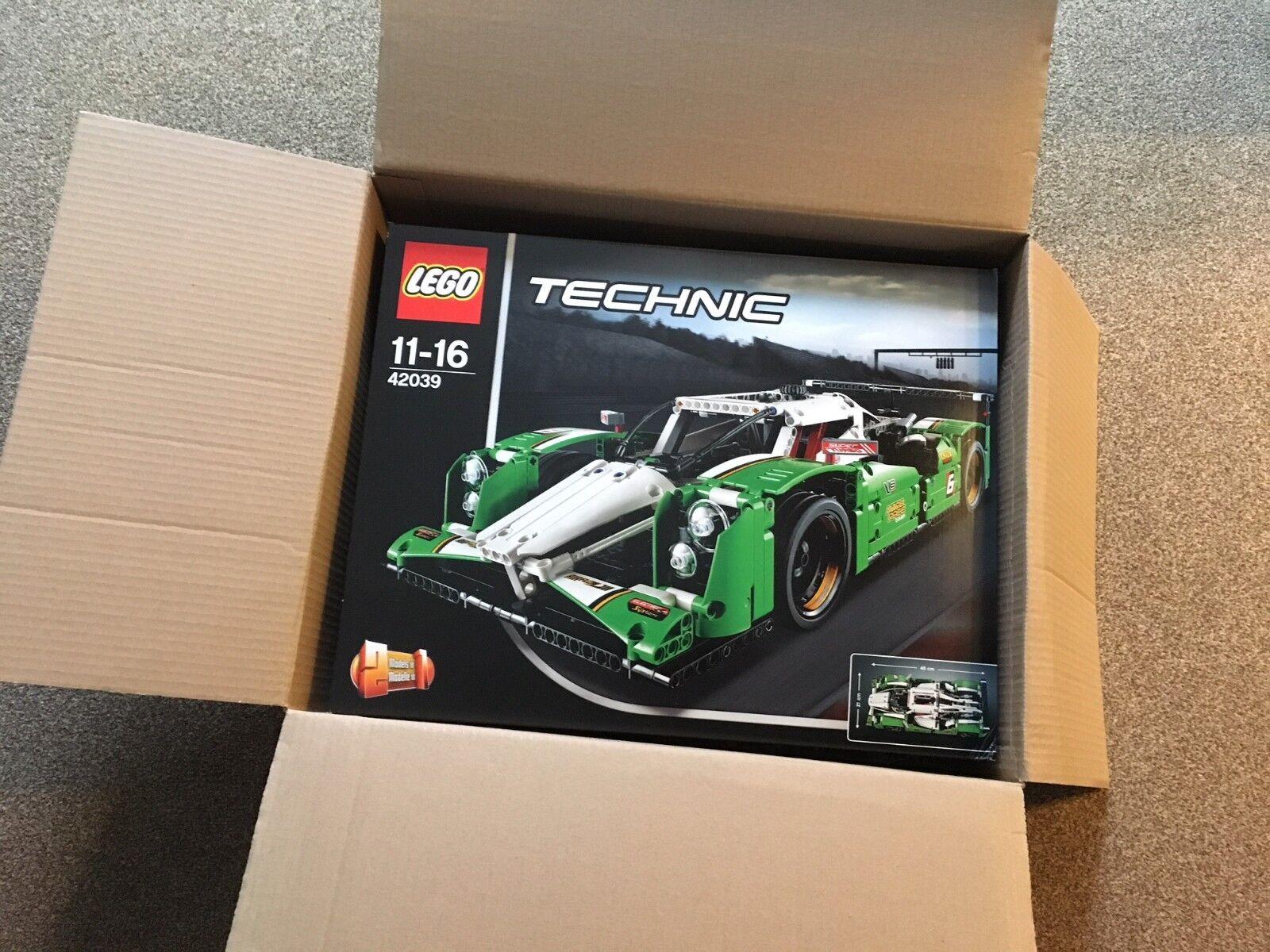 LEGO Technik 42039 Rennwagen NEU+OVP  MISB