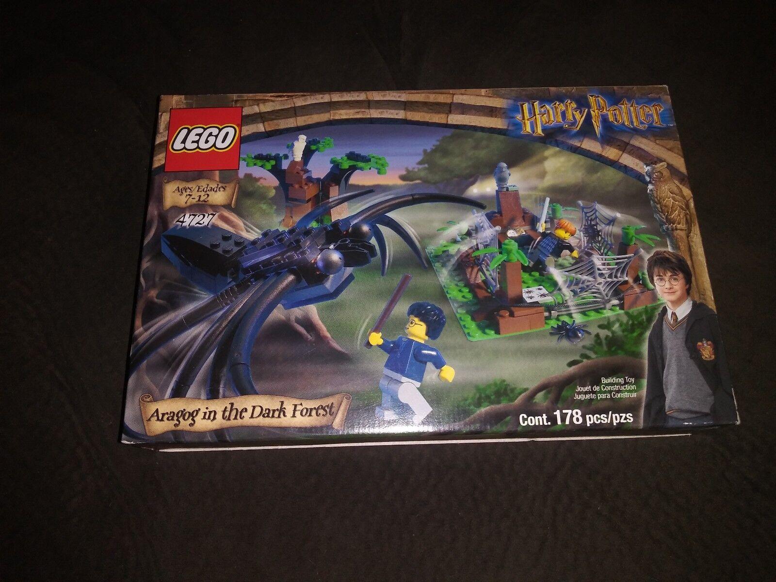 per poco costoso -SEALED- -SEALED- -SEALED- LEGO Harry Potter Aragog In The Dark Forest (4727)  acquisto limitato