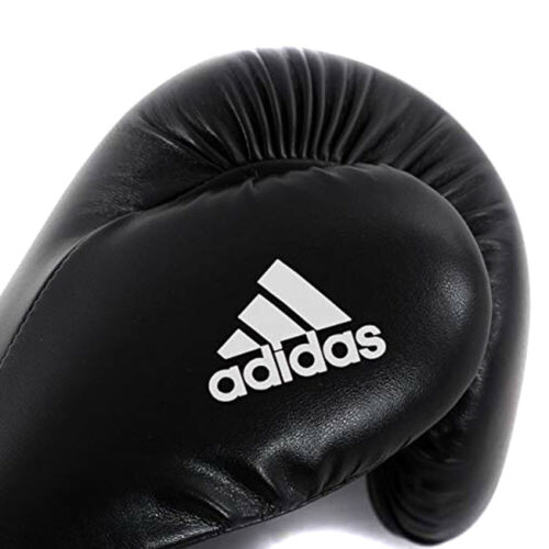 Adidas Speed 50 Boxing MMA 12oz Gloves In Black
