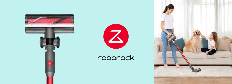 Use Code PROCK15 - 15% off* Roborok H6 Handstick