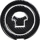 Rascal Grafik - RA39264 - Gas Cap Protector, 3D Carbon Black - Honda Universal