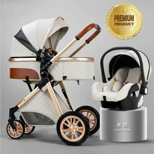 Luxury Baby stroller 3 in 1 High quality Premium Product