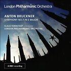 Bruckner: Symphony No. 7 in E Major (CD, Nov-2007, LPO)