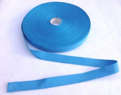 Quality 20mm Cotton Herringbone Webbing Tape