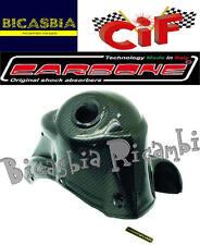 9390 - CUFFIA MOTORE EFFETTO CARBONIO CARBONE VESPA 125 PRIMAVERA ET3 50 SPECIAL