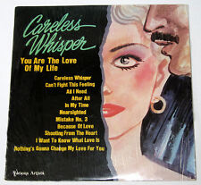 Philippines CARELESS WHISPER Simon Cook, Jack Hill NEW WAVE LP Record