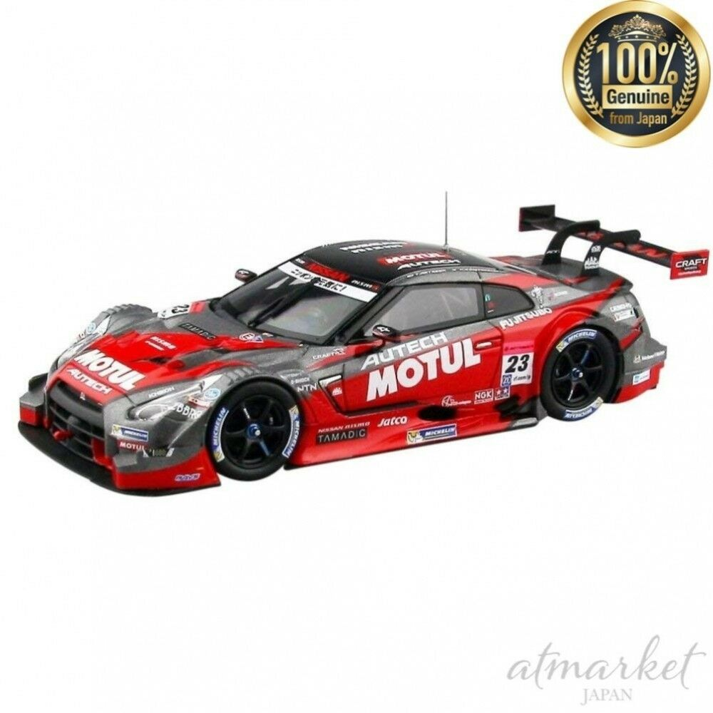 Ebro 45100 Car 1 43 Motif A-tec GT-R Rd.2 Fuji SUPER GT 500 2014 Finished