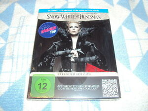 Snow-White-amp-the-Huntsman-Steelbook-Blu-ray-Limited-Edition-NEU-OVP