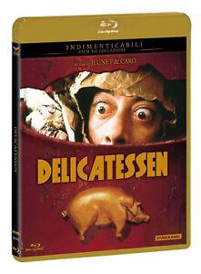 Delicatessen-1991-Indimenticabili-Blu-Ray-Nuovo-Sigillato