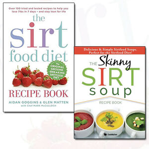 Sirt diet recipe skinny sirt soup recipe collection 2 books set image is loading sirt diet recipe amp skinny sirt soup recipe forumfinder Choice Image