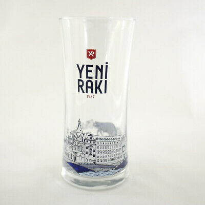 Istanbul Kadikoy Photo Turkish Raki Glass Turkish Yeni Rakı Glasses 2 Pieces