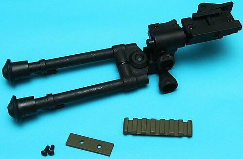 G&P Reinforced lungo Bipod with DMR RailSe GPOTH018L