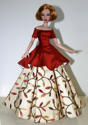 "Memories Doll Clothes Sewing Pattern for 16/"" Deja Vu Dolls Tonner"