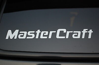 Mastercraft Performance Ski Boat Vinyl Sticker Decal Choose Color /& Size! V145