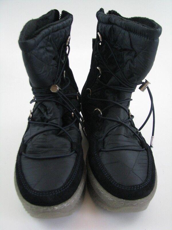Daniel Hechter señora vulneraba botas Elise evo azul oscuro vulneraba señora talla 37 39e875