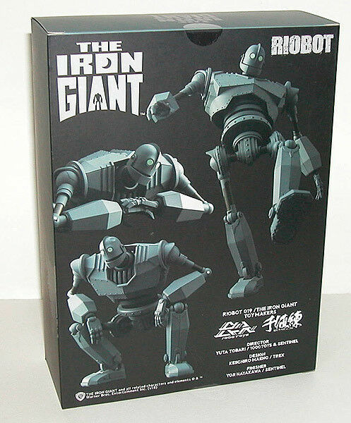 Sentinel action figure RIOBOT The Iron Giant Action Figure from Japan F S NEW