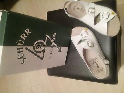 schürr Antistatisch Schuhe (Echt Leder ) OVP