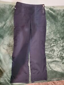 Koi By Kathy Peterson Para Mujer 709 Sara Scrub Uniforme Pantalones Tamano Xs Negro Ebay