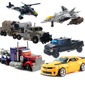 Transformers-Starscream-Megatron-Bumblebee-Robots-Skyhammer-Action-Figure