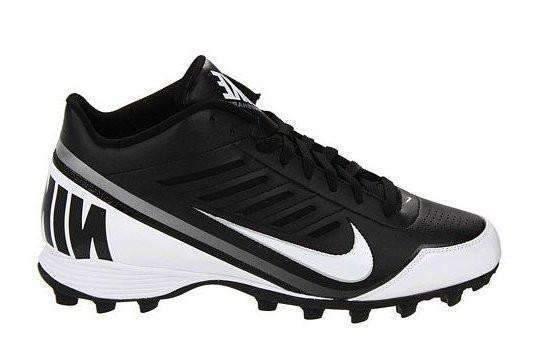 9a5dc979e075 NIKE LAND SHARK Football Soccer Baseball Cleats LEATHER Shoes Mens Mens Mens  Sz 14 754b0b