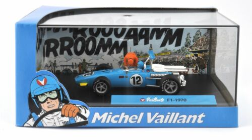 Michel Vaillant Le Mans F1-1970 1:43 ALTAYA AUTO DIECAST MODEL CAR V7