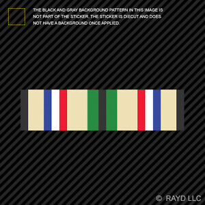 8-034-Southwest-Asia-Service-Persian-Gulf-War-Service-Ribbon-Sticker-desert-storm