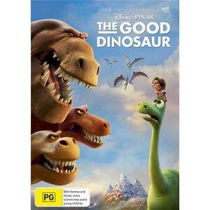 THE-GOOD-DINOSAUR-Disney-Movie-Region-4-New-AND-Sealed