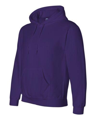 Gildan DryBlend Hooded Sweatshirt 12500 S-3XL Hoodie Cotton//Polyester NEW