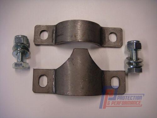 DA2067 Land Rover Serie Puerta Trasera Chequer placa Natural Acabado De Aluminio Parte