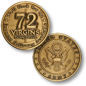Us army 72 virgins dating service