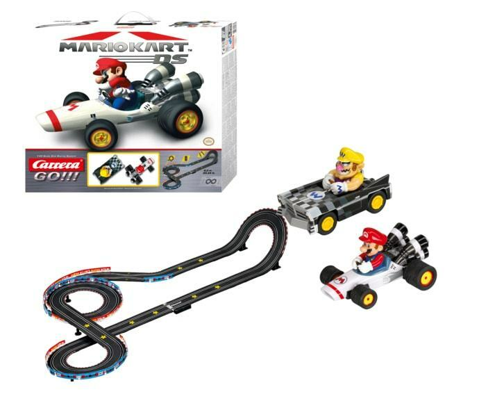 CARRERA GO    MARIO KART DS 1 43 SCALE SLOT RACING SYSTEM