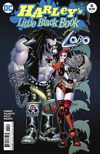 Bioworld DC Comics Harley Quinn Mad Love Story Book Clutch Bag Purse LB6BX1BTM