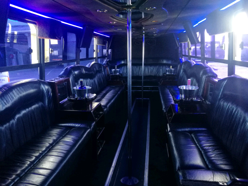 Year End Function - Birthday Party - H3 Limo - Party Boat - Party Bus