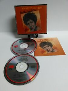 ARETHA-FRANKLIN-30-Greatest-Hits-2-CD-Box-Set-1986-Atlantic-BMG-Direct