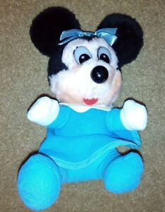 Mickeys Christmas Carol Minnie.Details About Vintage Mickey S Christmas Carol Minnie Mouse Plush Toy