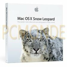 Apple Mac OS X v.10.6 Snow Leopard for Intel-Based Mac MC223Z/A