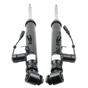2x-Luftfederung-Federbein-Stossdaempfer-Fuer-Audi-A6-4F-C6-Hinten-Links-mit-ADS-NEU