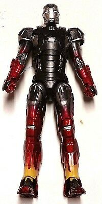 """Marvel Legends 6/"""" Inch Studios 10th Year 3-Pack Iron Man Loose Complete"""